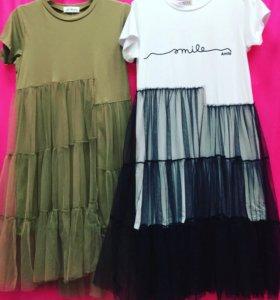 Платья , туники