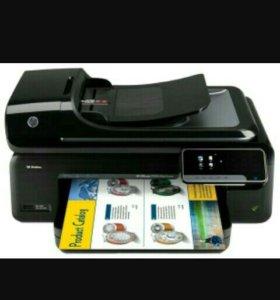 Принтер hp 7500