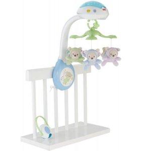 Мобиль детский Fisher Price «Мечты о бабочках»