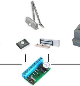 Установка и ремонт контроля доступа