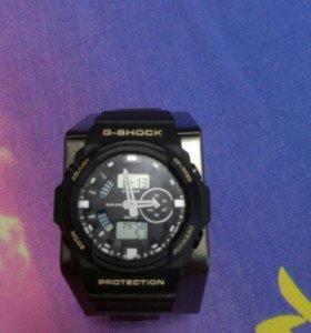 Часы Casio G-shock влагозащищенные