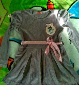 Платье Пеликан 4 года