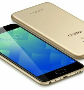 Meizu m5 2/16gb gold НОВЫЙ
