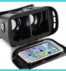 Реальные очки VR BOX. Возьми реальность