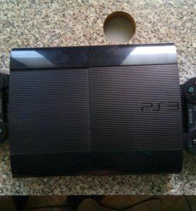 PS3 500Gb+автомат+move+клавиатура