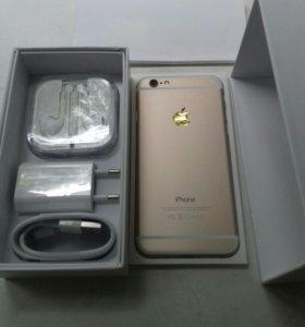 Iphone 6 16gb Gold ОРИГИНАЛ