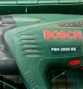 Перфоратор bosch pbh 2800 re