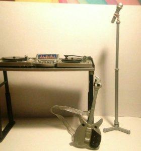 Музыкальный набор для кукол