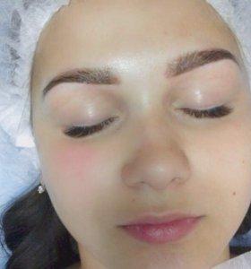Татуаж ( перманентный макияж)