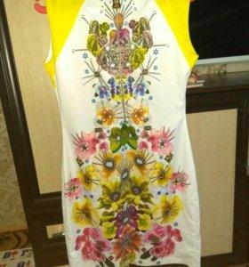 Новое платье турецкое