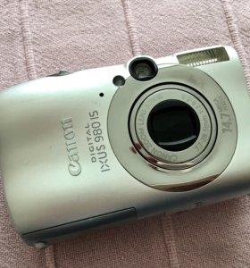 Фотоаппарат Canon Digital IXUS 980 IS