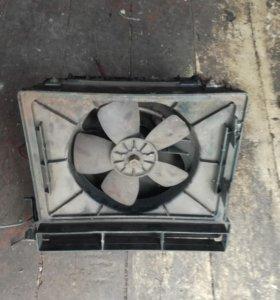 Продам мотор печки на ВАЗ