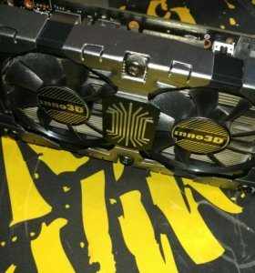 Inno3d Geforce gtx 660 (2GB)