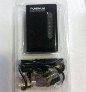 Резервный аккумулятор 5000мАч новый