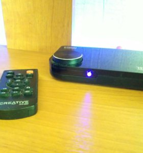 Creative X-Fi Surround 5.1 pro