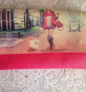 Новая сумка-клатч