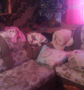 Продаю угловой диван очень хорошо на дачу
