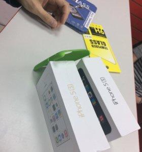 iPhone 5s 16 gb золотой