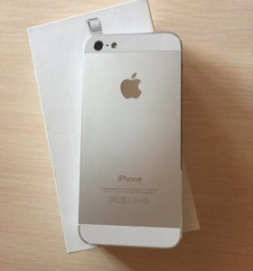 iPhone 5, 16g