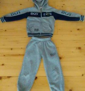 Спортивный костюм детский Тройка