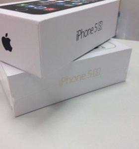 iPhone 5s 64 гб золотой