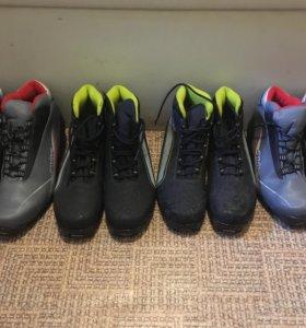Лыжные ботинки новые 42, 44, 46 и 47 размер