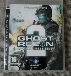 GHOST RECON Ps3 диск