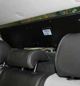 Рекламная авто панель