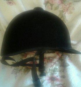 Шлем конный спорт 59 размер HorZe