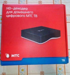 Цифровой HD MТС ТВ