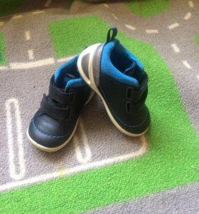 ботинки Экко в отличном состоянии