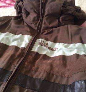 Куртка горнолыжная Weastbeach
