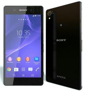 Sony Xperia Z2 D6503. Black.