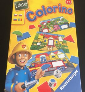 Новая игра Colorino