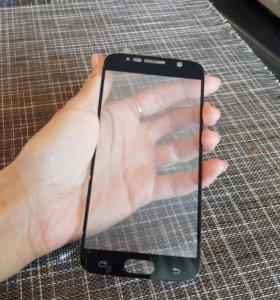 3д стекло к самсунг S6