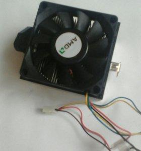 Охлаждение для AMD процессоров