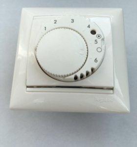 Терморегулятор для тёплого пола legrand