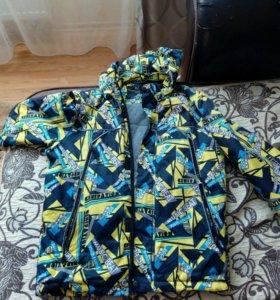 Куртка весна-осень 11-12 лет