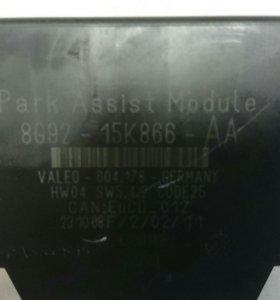 Модуль парковки мондео 4