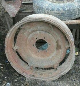 Заднии диски на т25