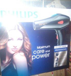Полупрофессиональный фен PhilipsPH-6640-4000w