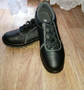 Спец обувь ботинки р. 43/44