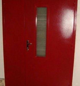 Входная дверь тамбурная