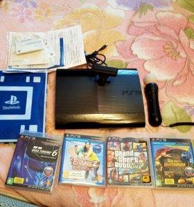 Sony Playstation 3 PS3 Super Slim
