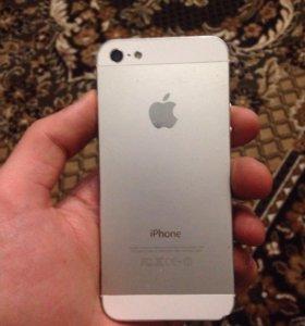 iPhone 5 ..