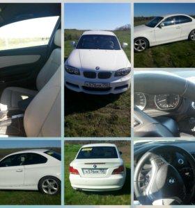 BMW er1 (E82/E88)2 рестайлинг 120i