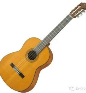 Гитара yamaha CG-122 MC