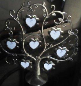 Сувенир семейный- родовое дерево