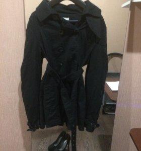 Пальто Calliope