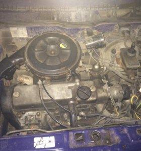 Двигатель с коробкой ВАЗ 21099. Срочно!!!!!